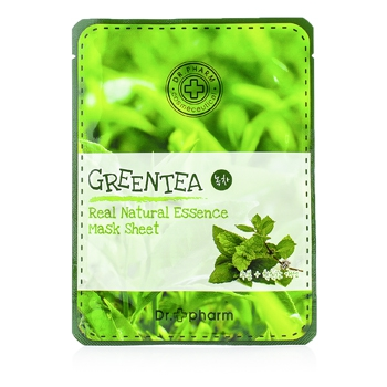 Real Natural Essence Mask - Green Tea
