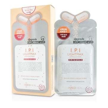 Ampoule Mask - I.P.I Lightmax (Intense Perfection Indicator)
