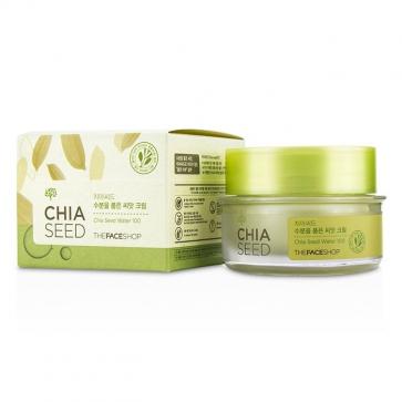 Chia Seed Moisture-Holding Seed Cream