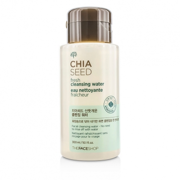 Chia Seed Fresh Cleansing Water