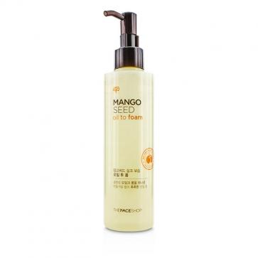 Mango Seed Oil To Foam