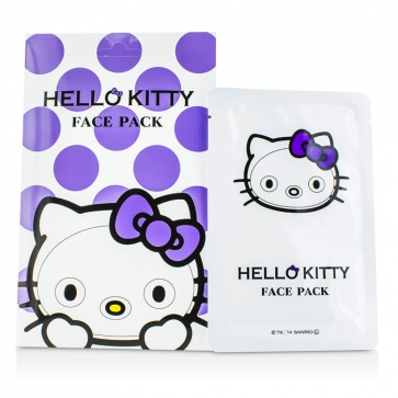 Hello Kitty Face Pack - Lavender