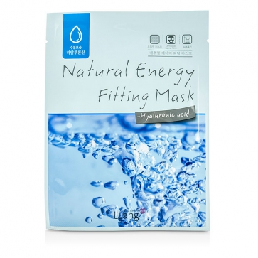 Natural Energy Fitting Mask - Hyaluronic Acid