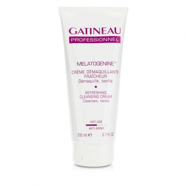Melatogenine Refreshing Cleansing Cream - Cleanses & Tones (Salon Product)
