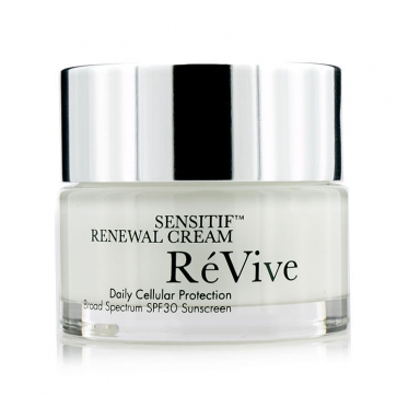 Sensitif Renewal Cream Daily Cellular Protection SPF 30 (Exp. Date 03/2016, Unboxed)