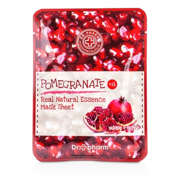 Real Natural Essence Mask - Pomegranate