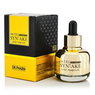McCELL Skin Science 365 SYN-AKE Gold Ampoule