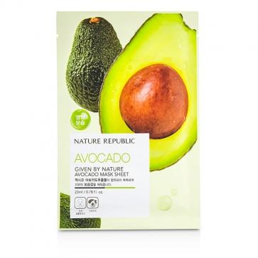 Given By Nature Mask Sheet - Avocado