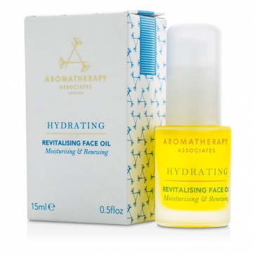 Hydrating - Revitalising Face Oil