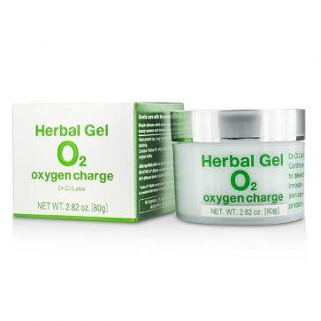 Herbal Gel O2 Oxygen Charge