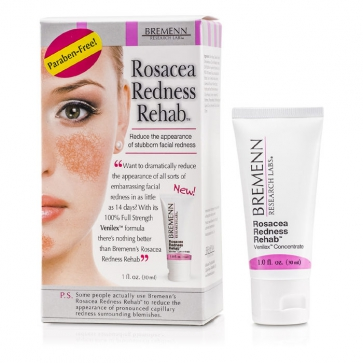 Clinical Strength Rosacea Redness Rehab