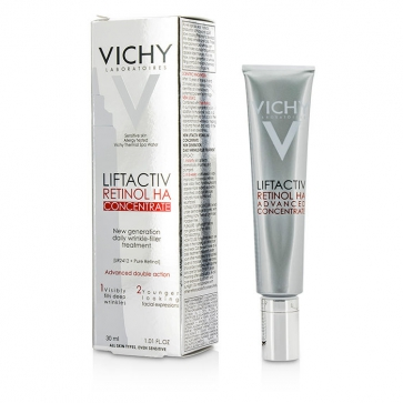 LiftActiv Retinol HA Concentrate - For All Skin Types