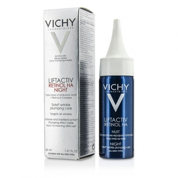 LiftActiv Retinol HA Night
