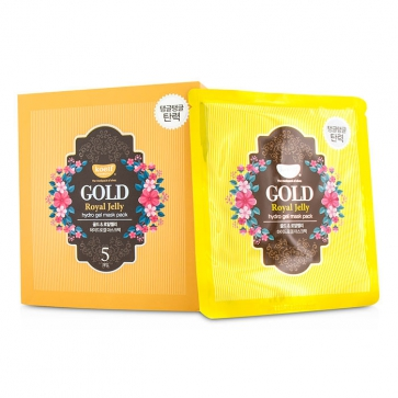 Hydro Gel Mask Pack - Gold (Royal Jelly)