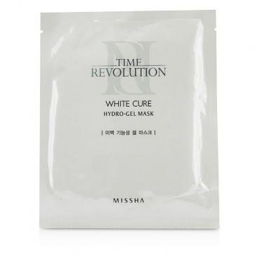 Time Revolution White Cure Hydro Gel Mask