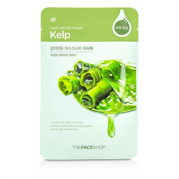 Real Nature Mask - Kelp (Purifying)