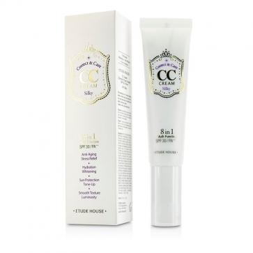 CC Cream SPF 30/ PA++ - #01 Silky