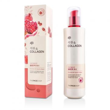 Pomegranate & Collagen Volume Lifting Toner