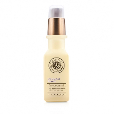 Clean Face Oil Control Essence