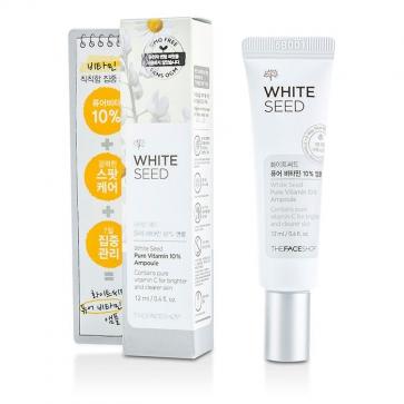 White Seed Pure Vitamin 10% Ampoule