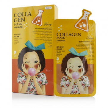 Tina.S Mask - Pungseon (Collagen)