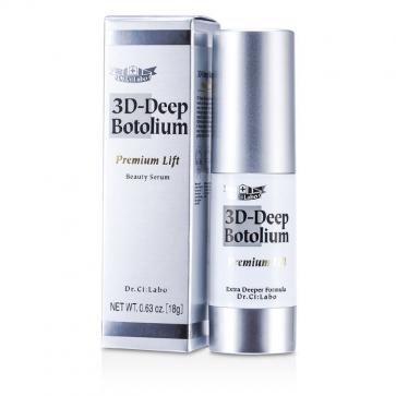 3D-Deep Botolium Premium Lift Beauty Serum